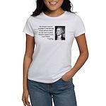 Thomas Jefferson 7 Women's T-Shirt