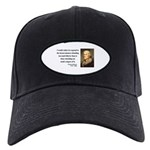 Thomas Jefferson 11 Black Cap