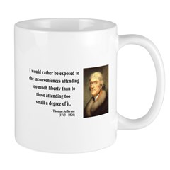 Thomas Jefferson 11 Mug