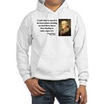 Thomas Jefferson 11 Hooded Sweatshirt