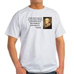 Thomas Jefferson 11 Light T-Shirt
