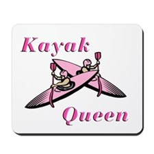 Kayak Queen Mousepad