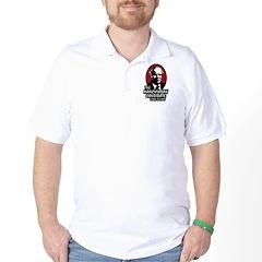 Manchurian McCain Golf Shirt