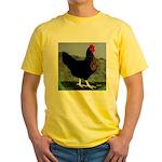 Sex-link Hen Yellow T-Shirt