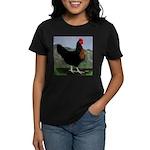 Sex-link Hen Women's Dark T-Shirt