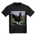 Sex-link Hen Kids Dark T-Shirt