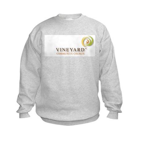 Vineyard Logo Kids Sweatshirt