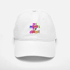 My Mama's For Obama Baseball Baseball Cap