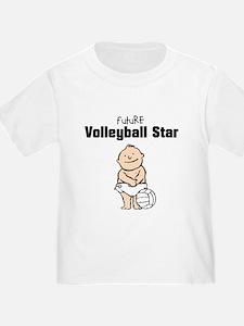 Future Volleyball Star (Boy) T