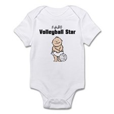 Future Volleyball Star (Boy) Infant Bodysuit