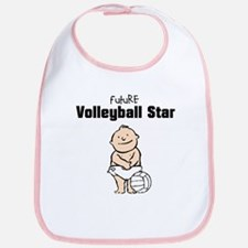 Future Volleyball Star (Boy) Bib