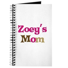 Zoey's Mom Journal