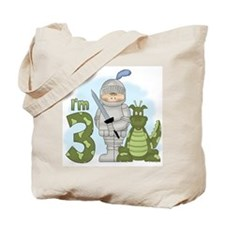 Dragon Knight 3rd Birthday Tote Bag