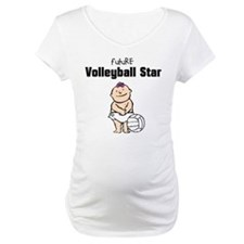 Future Volleyball Girl Star Shirt