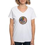 D.E.A. Germany Women's V-Neck T-Shirt