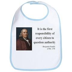 Benjamin Franklin 17 Bib