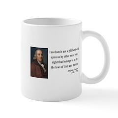 Benjamin Franklin 19 Mug