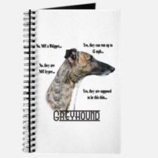 Greyhound FAQ Journal