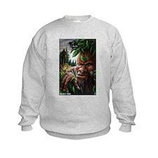 Unique Cryptozoology Sweatshirt