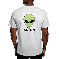 """""""Alien"""" Alien Ash Grey T-Shirt"""