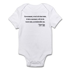 Thomas Paine 2 Infant Bodysuit