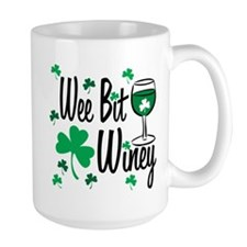 Wee Bit Winey Mug