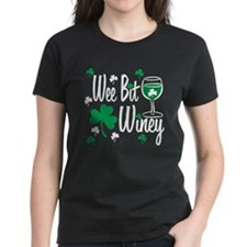Wee Bit Winey Tee