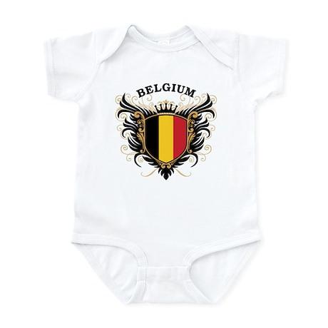 Belgium Infant Bodysuit