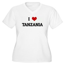 I Love TANZANIA T-Shirt
