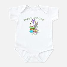Baby's 1st Easter (Basket) Infant Bodysuit