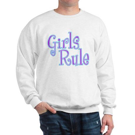 Girls Rule Sweatshirt