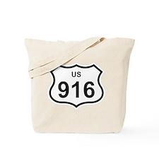 US 916 Tote Bag