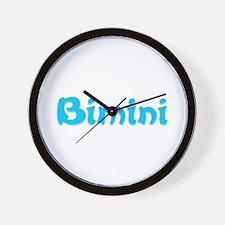 Bimini Wall Clock