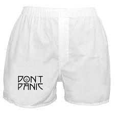 Dont Panic Boxer Shorts
