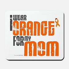 I Wear Orange For My Mom 6 Mousepad
