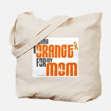 I Wear Orange For My Mom 6 Tote Bag
