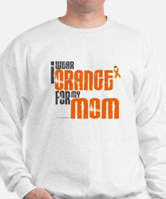 I Wear Orange For My Mom 6 Sweater