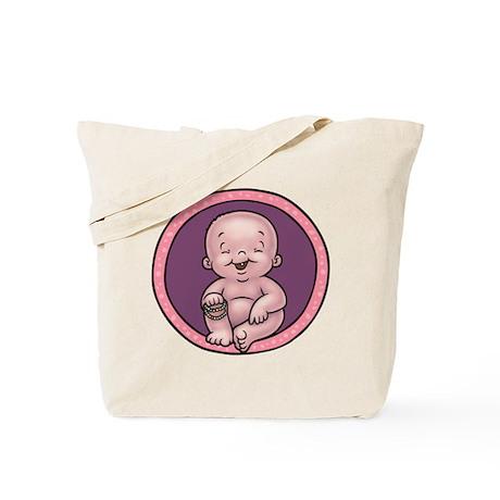 Buddha Belly Tote Bag