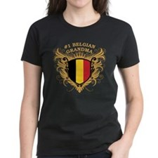 Number One Belgian Grandma Tee