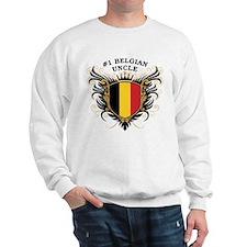 Number One Belgian Uncle Sweatshirt