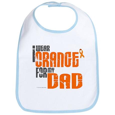 I Wear Orange For My Dad 6 Bib