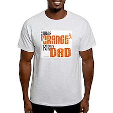 I Wear Orange For My Dad 6 T-Shirt