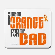 I Wear Orange For My Dad 6 Mousepad