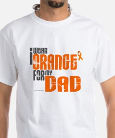 I Wear Orange For My Dad 6 Shirt
