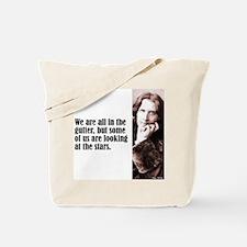 "Wilde ""Gutter"" Tote Bag"
