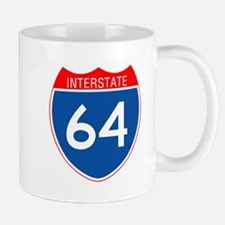 Interstate 64 Mug
