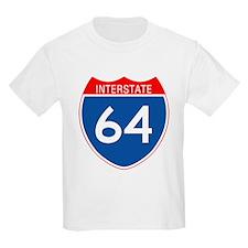 Interstate 64 T-Shirt