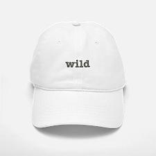wild Baseball Baseball Cap