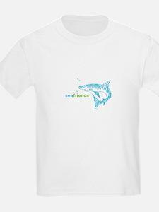 SeaFriends-Shark T-Shirt