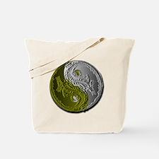 Dragons Yin-Yang Tote Bag
